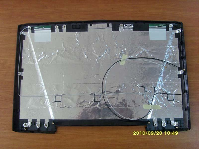 Asus 13GN1N1AP081-1 VX7-1A LCD COVER ASSY