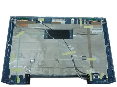 Asus 13GN3H1AP040-1 G53SW-1A LCD COVER ASSY WO/LT