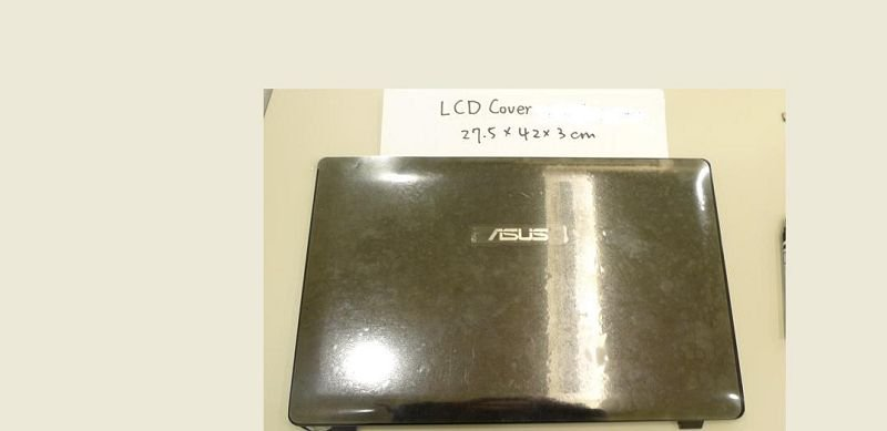 Asus 13GN5I10P090-1 K73BY-1A LCD COVER-IMR