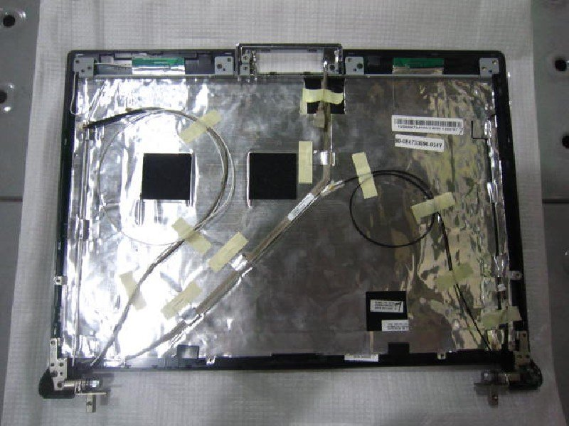 Asus 13GNNK7AP170-2 F8J-1E LCD COVER ASSY(WO/MIMO)