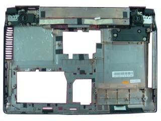 Asus 13GNZP1AP050-1 N43JF-1A BOTTOM CASE SUB ASSY