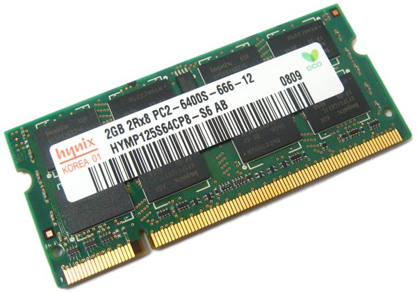 Asus 04G001618653 DDRII667 SO-D 2GB 200P