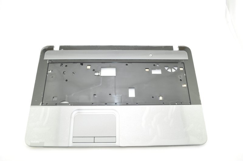 Toshiba H000043230 TOP COVER SILVER W/TOUCH PAD + SPEAKERS