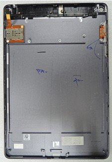 Asus 90NP00I0-R7A020 Z500KL BOTTOM CASE ASSY