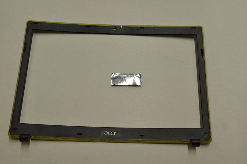 Acer 60.TVF02.004 COVER.LCD.BEZEL.W/CMOS