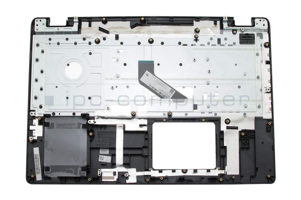 Original Acer Tastatur deutsch schwarz TravelMate P256-M Serie DE